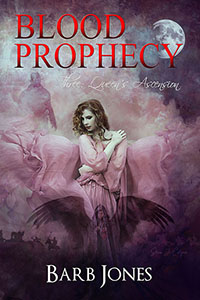 Introducing the Third Installment in The Blood Prophecy Series