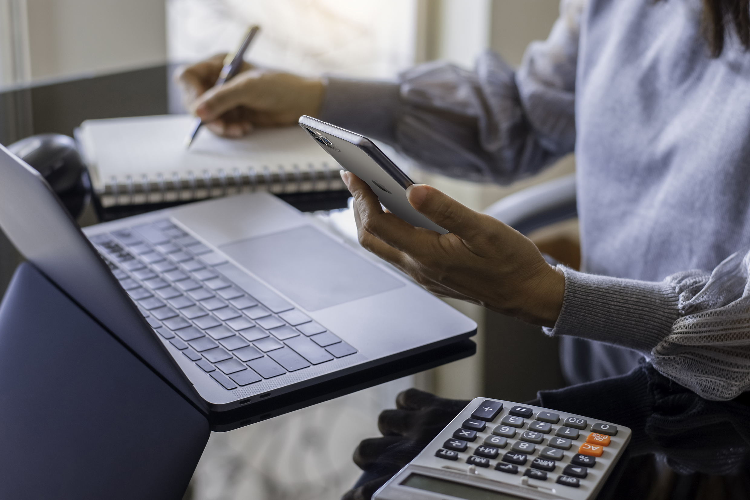 KryptAll Provides Accountants with Secure Calling