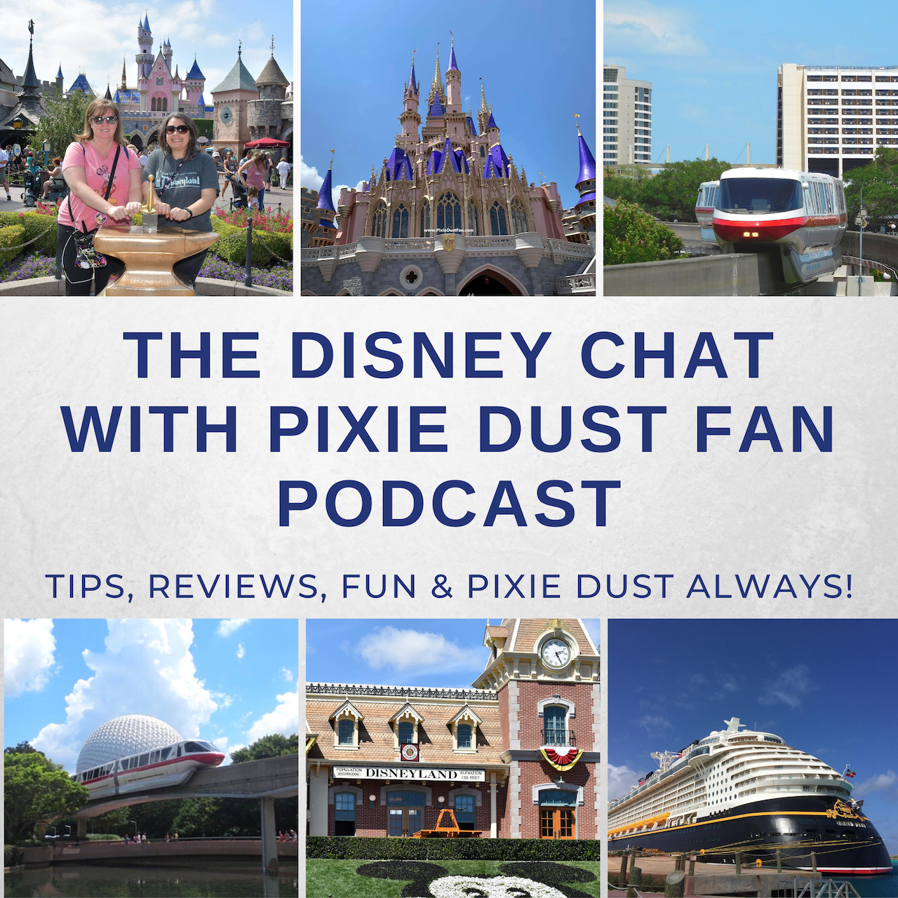 Disney Podcaster Pixie Dust Fan Celebrates 55 Episodes