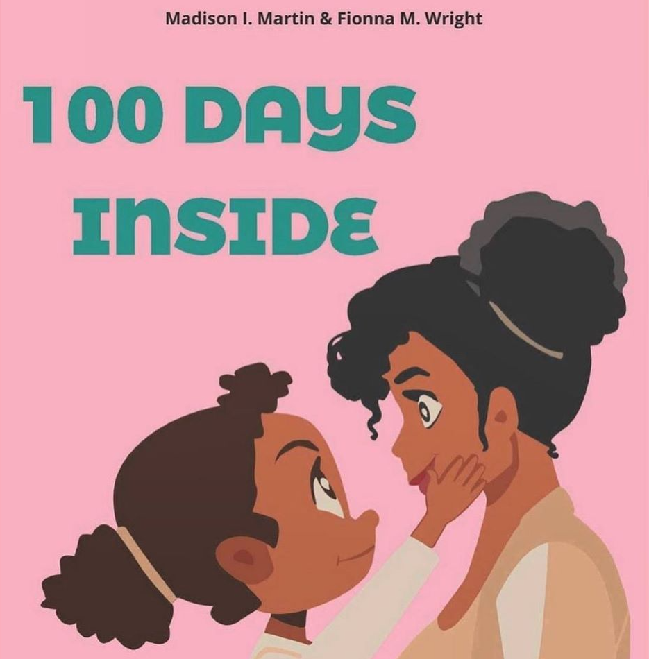 Mother-Daughter Duo Announces the Release of Children's Book,