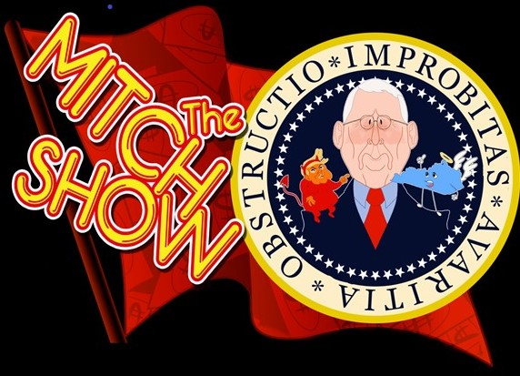 The Mitch Show Debuts Tuesday, Sept. 8 -- Takes Aim at Mitch McConnel Re-election Bid
