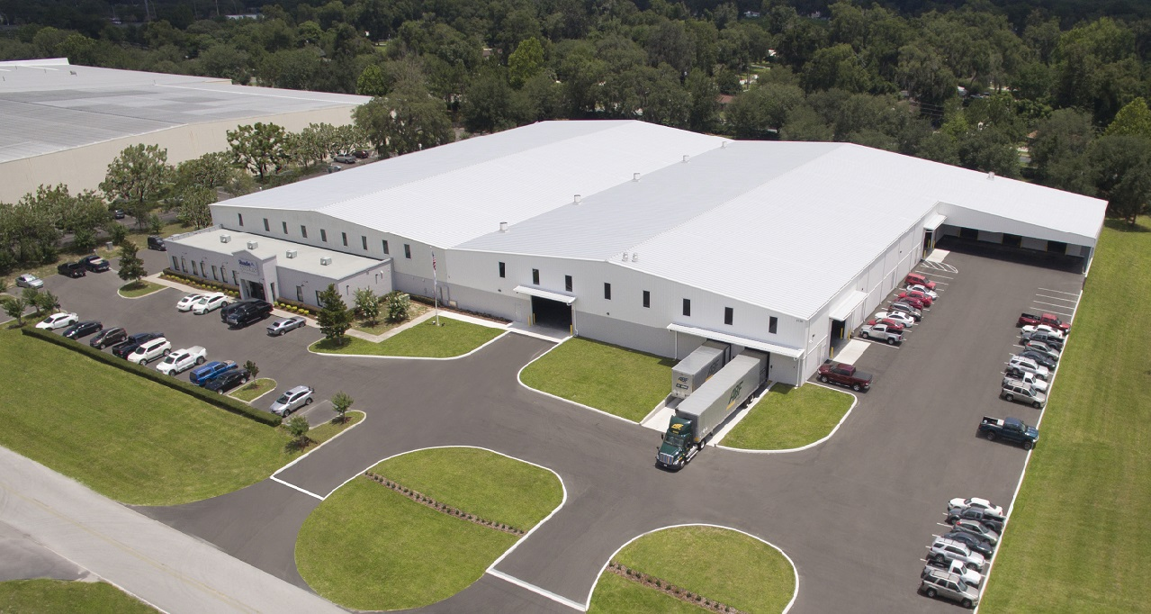 Shade Systems, Inc. Completes Major Plant Expansion
