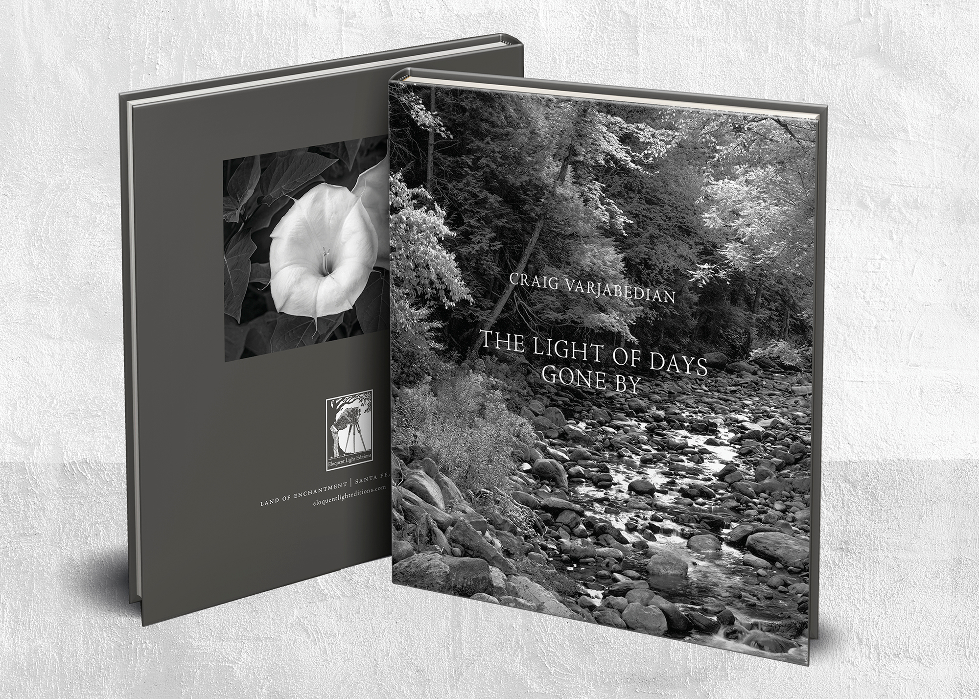 New Photo Book - The Light of Days Gone By: Photographs by Craig Varjabedian