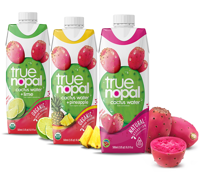 True Nopal Cactus Water Expands Distribution Within Walmart Stores
