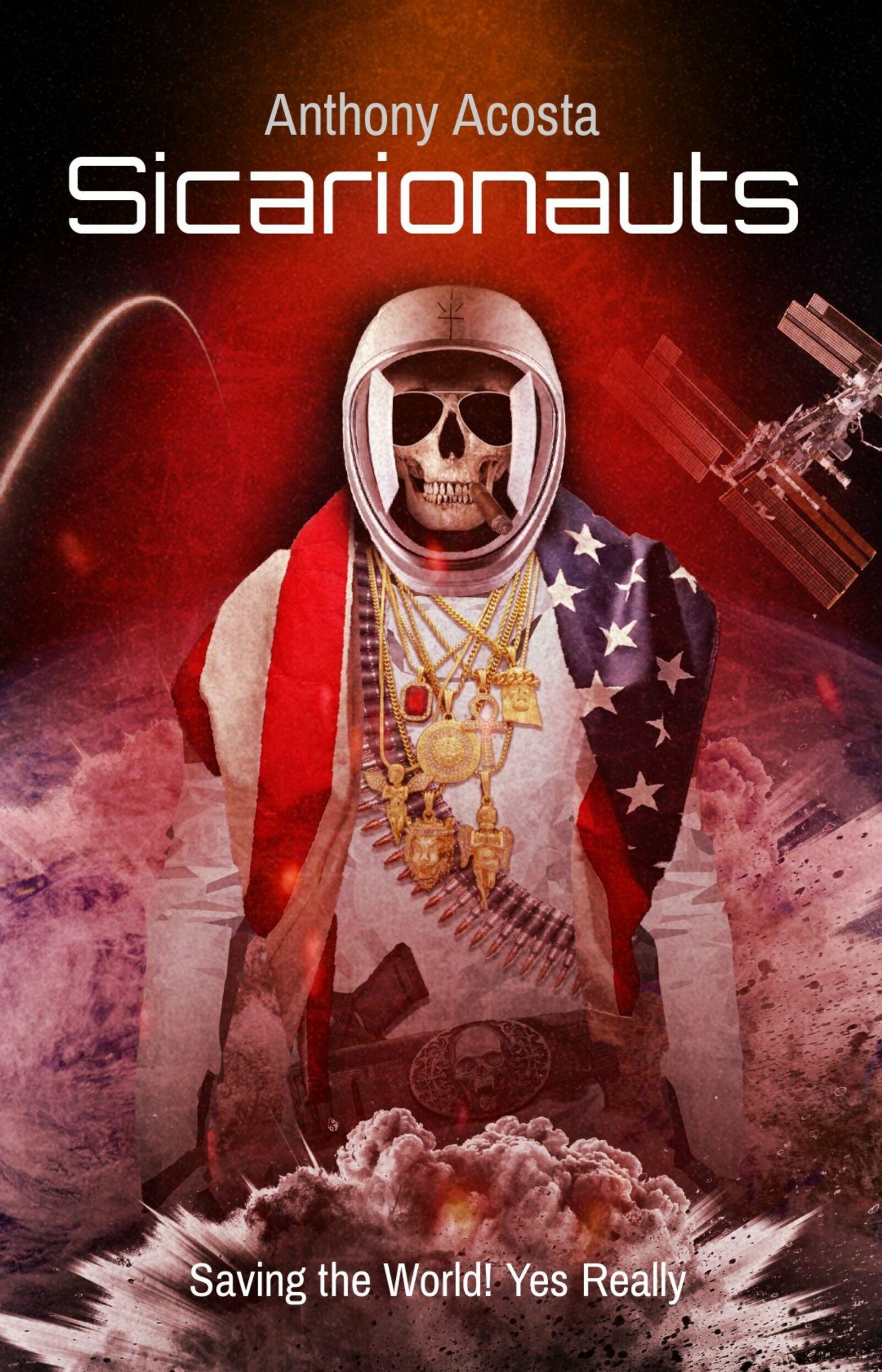 Sicarios in Space? - New Adventure