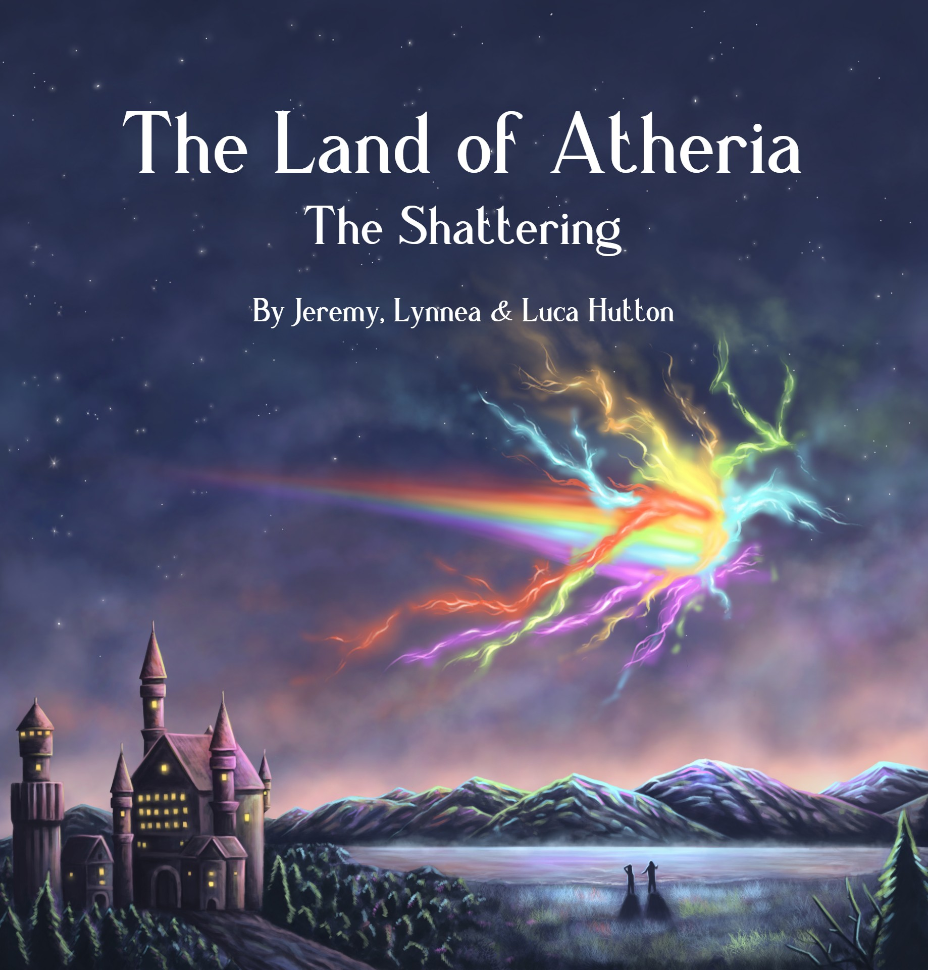 The Land of Atheria, Fantasy Adventure Podcast, Launching Season One September 8 After Months of Preparation; Father/Daughter Authors Ready to Publish Audio Storybook