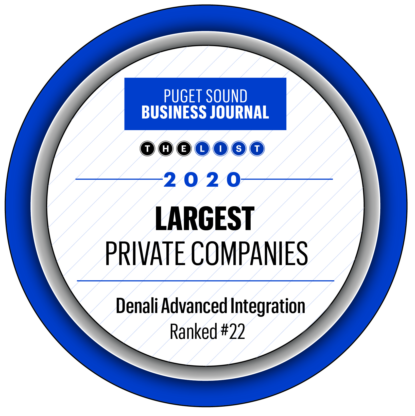 Denali Advanced Integration Named to Largest Private Companies List
