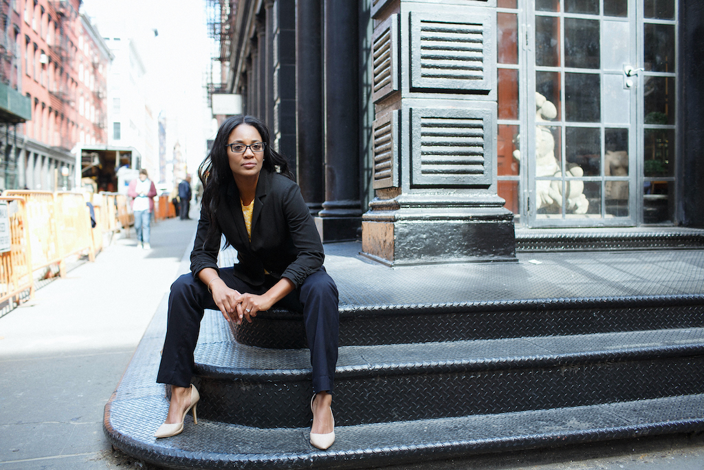 Ebony Young Takes Helm of The Lonely Entrepreneur 501(c)(3)