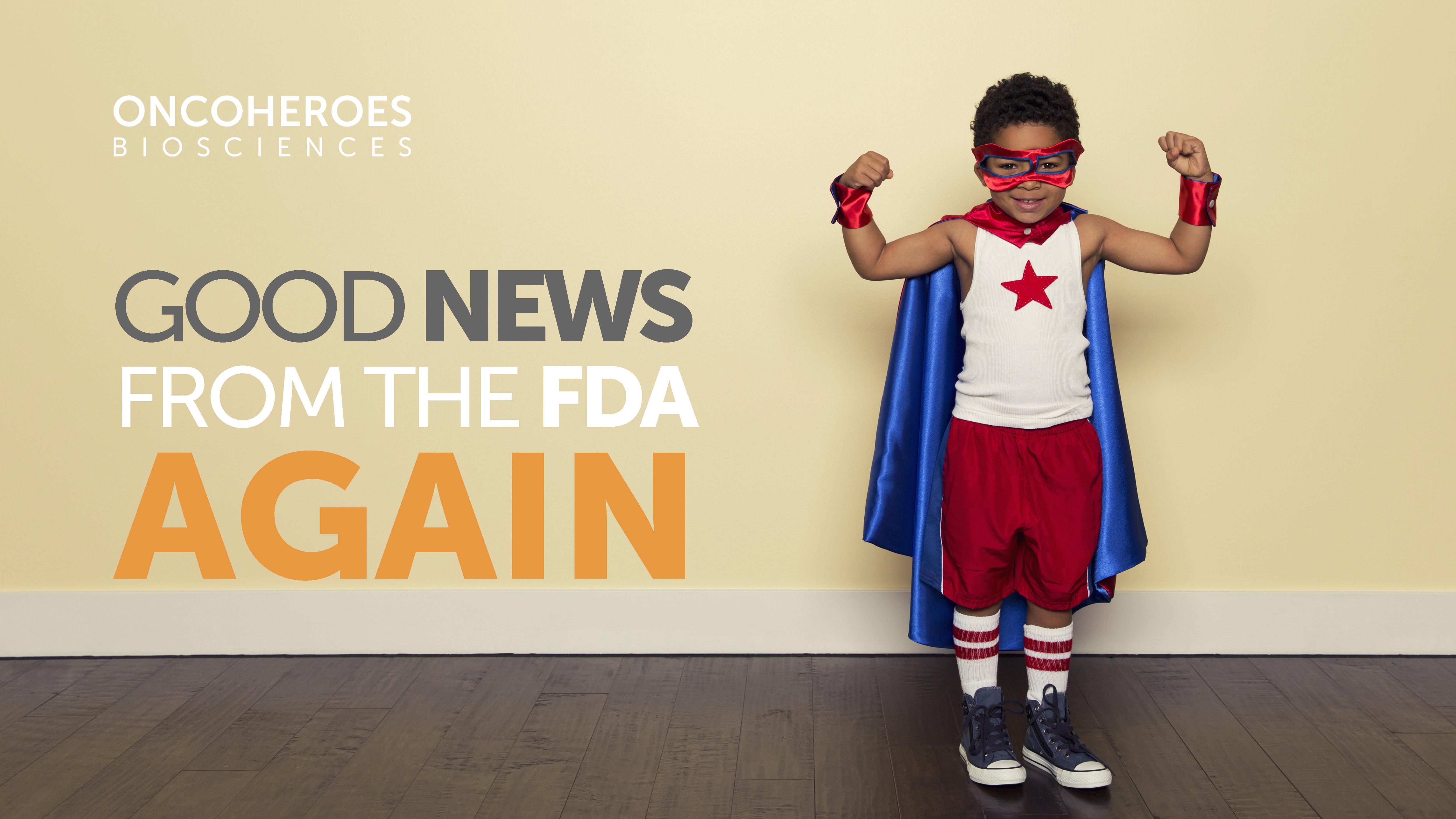 Volasertib, a Potential New Treatment for Rhabdomyosarcoma, Receives Orphan Drug Designation from the U.S. FDA