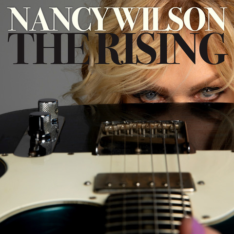 Celebrated Rock 'n' Roll Icon Nancy Wilson Releases Her Version of Bruce Springsteen's