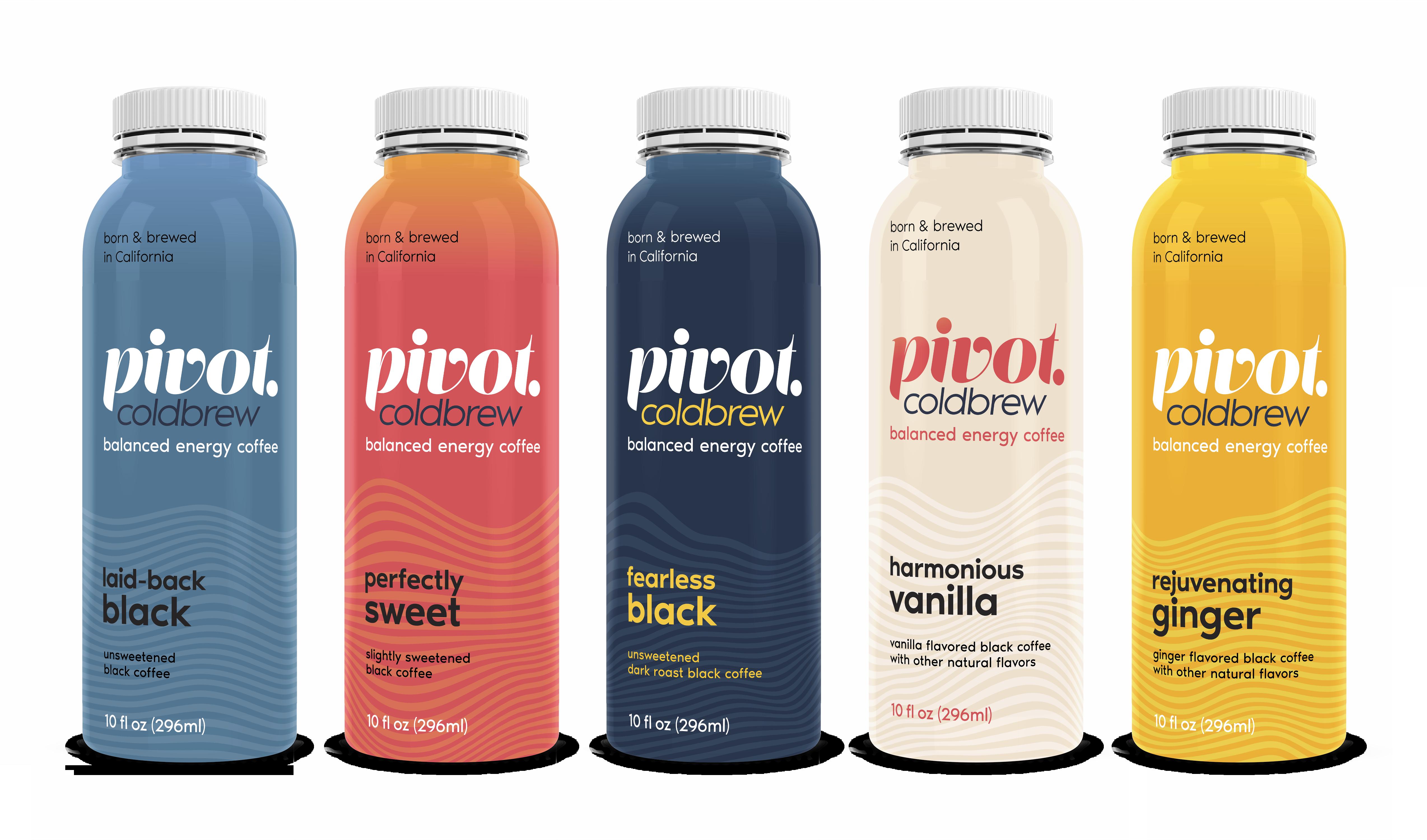 Pivot Coldbrew Launches