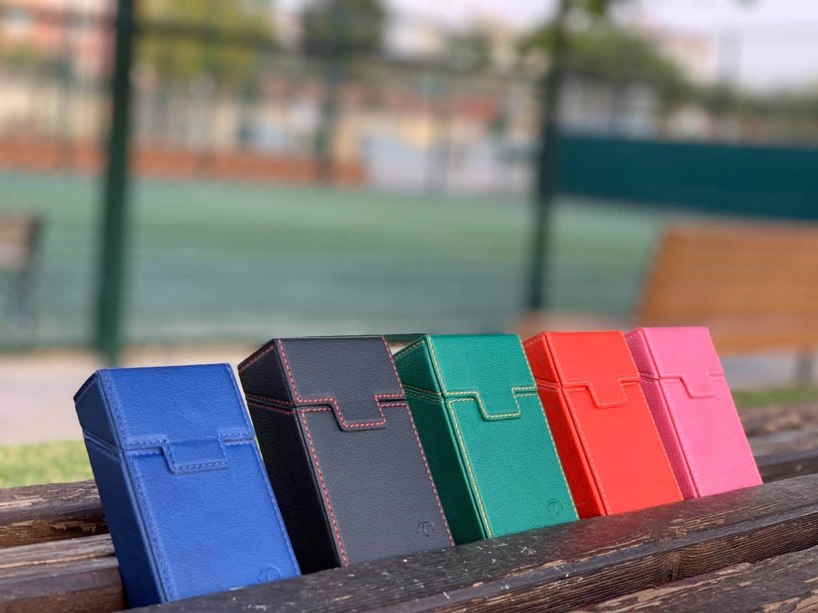 Tekin Deri Released Its Newest Product, Leather Cigarette Cases, for Large Global Production