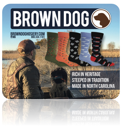 Family-Owned, American-Made: Brown Dog Hosiery Co.'s Exclusive Collections of Superior Socks Proudly Embody Our Nation's Spirit and Ingenuity