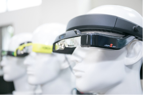Jorjin Technologies Announcing J7EF, the Latest of Its J-Reality™ smartglasses Series & World First AR Product Built Upon Epson's New High-Performance Optical Engine