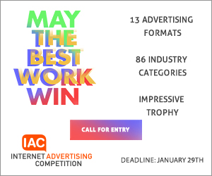 Best Online Video Advertising Campaigns to be Named by Web Marketing Association