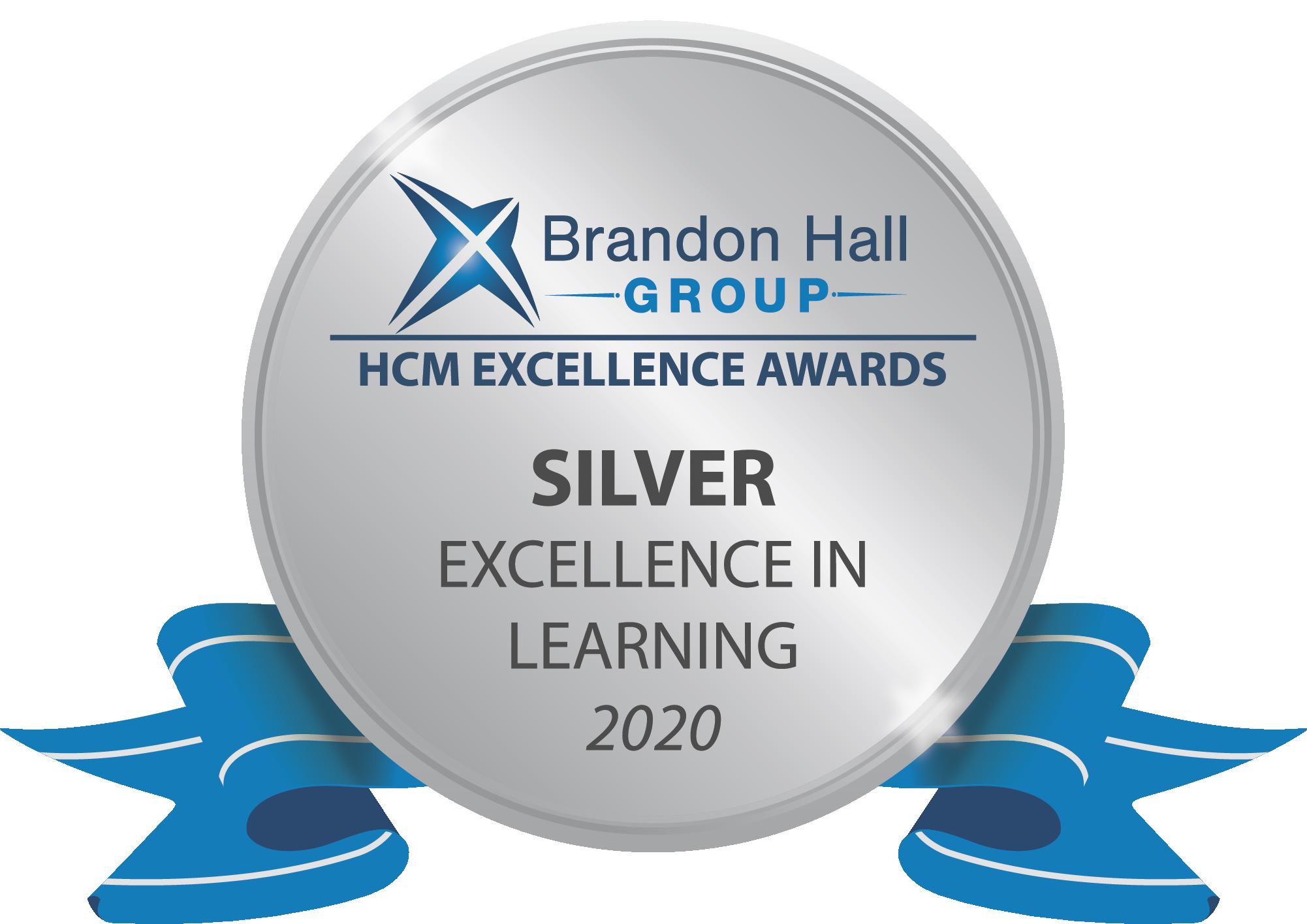 Berkley Design Professional's BDP Risk® Learning Management System Named Brandon Hall Group 2020 Silver Excellence Award Winner