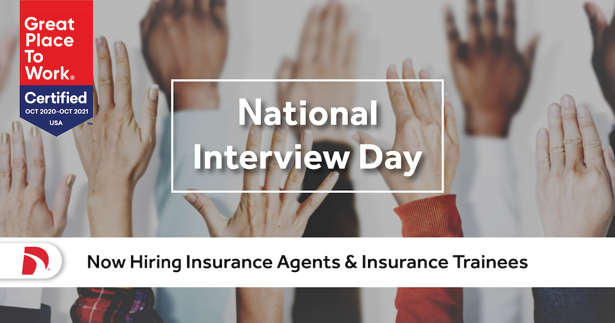 Direct Auto Insurance to Host Virtual Hiring Event Nov. 18 to Fill More Than 150 Insurance Agent Positions