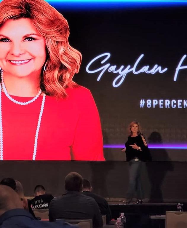 CEO Gaylan Hendricks Delivers Keynote Address at 8% Nation Insurance Wealth Conference