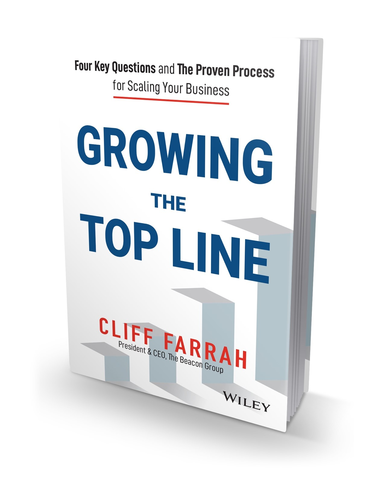 Growing the Top Line, Debut Book from Growth Strategy Expert Cliff Farrah, Now Available for Pre-Order on Amazon