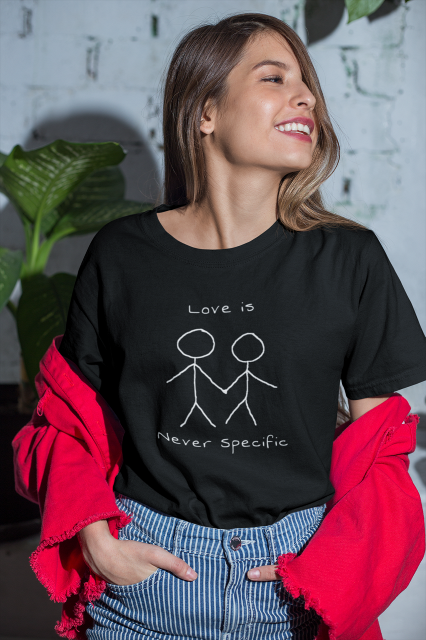 Never Specific, an LGBTQ+ All Inclusive Clothing and Lifestyle Brand Gets Approved for Official U.S. Trademark.