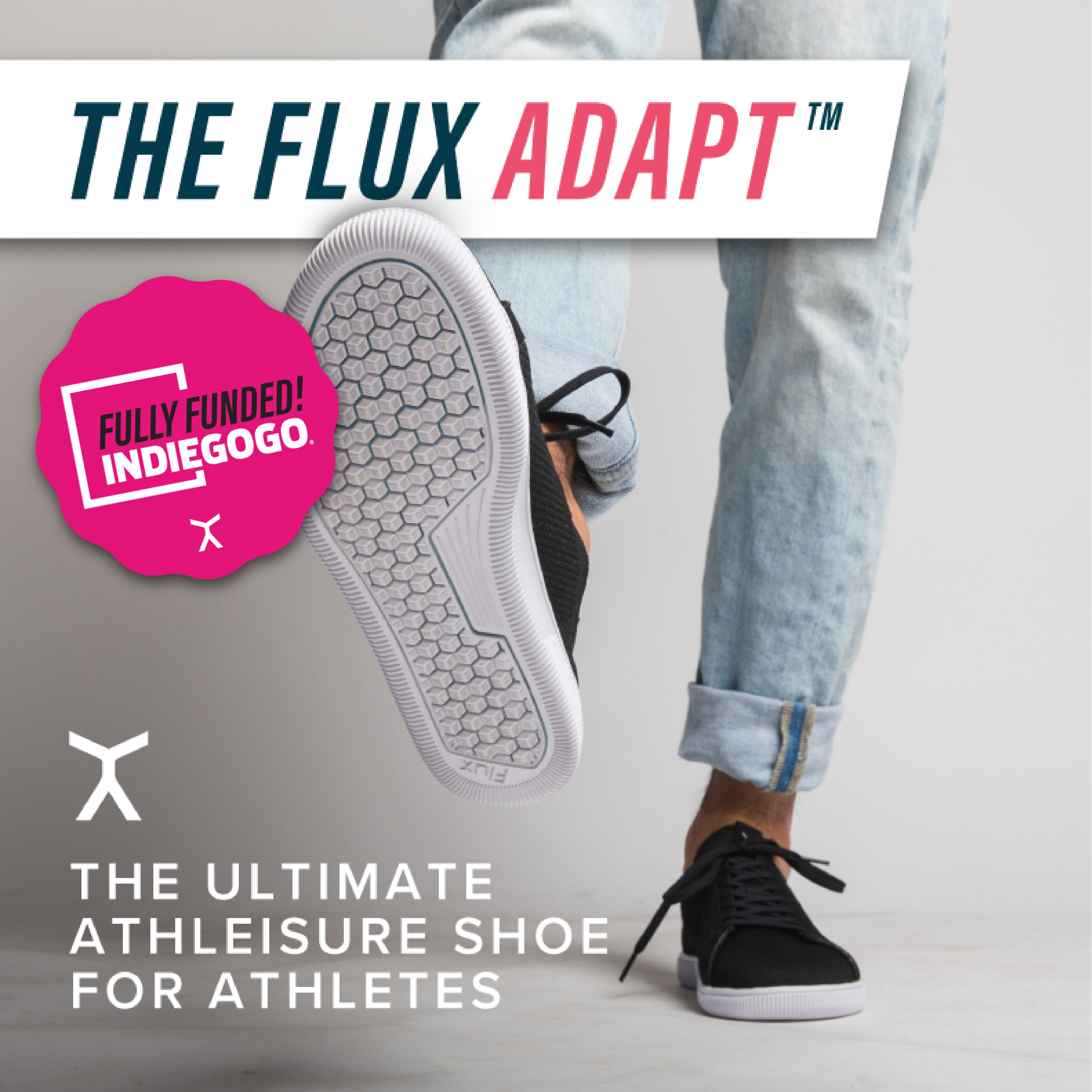 The Flux Adapt: The Shoe That Won the Vote in 2020