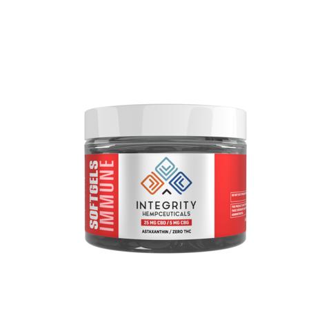 Integrity Hempceuticals annonce un nouveau produit exclusif de gel mou stimulant le système immunitaire combinant de l'astaxanthine super antioxydante peu connue avec du CBD et du CBG