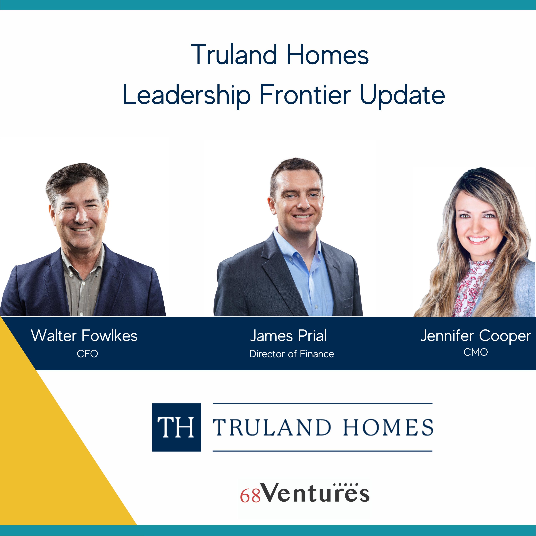 Truland Homes Announces New Leadership Across the Gulf Coast