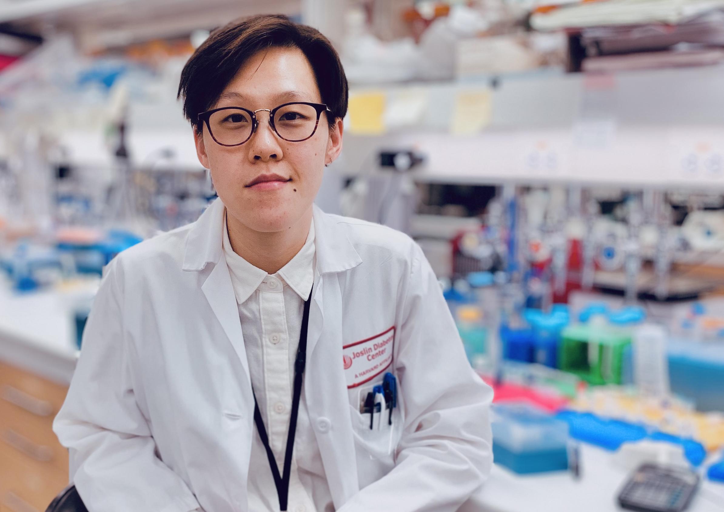 Erica Cai Named ALPCO's Summer 2020 Diabetes Research Travel Grant Recipient