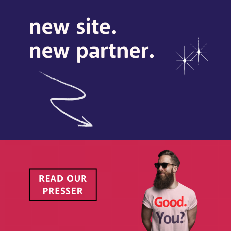 GoodYou Marketing Announces Brand Relaunch and New Partner