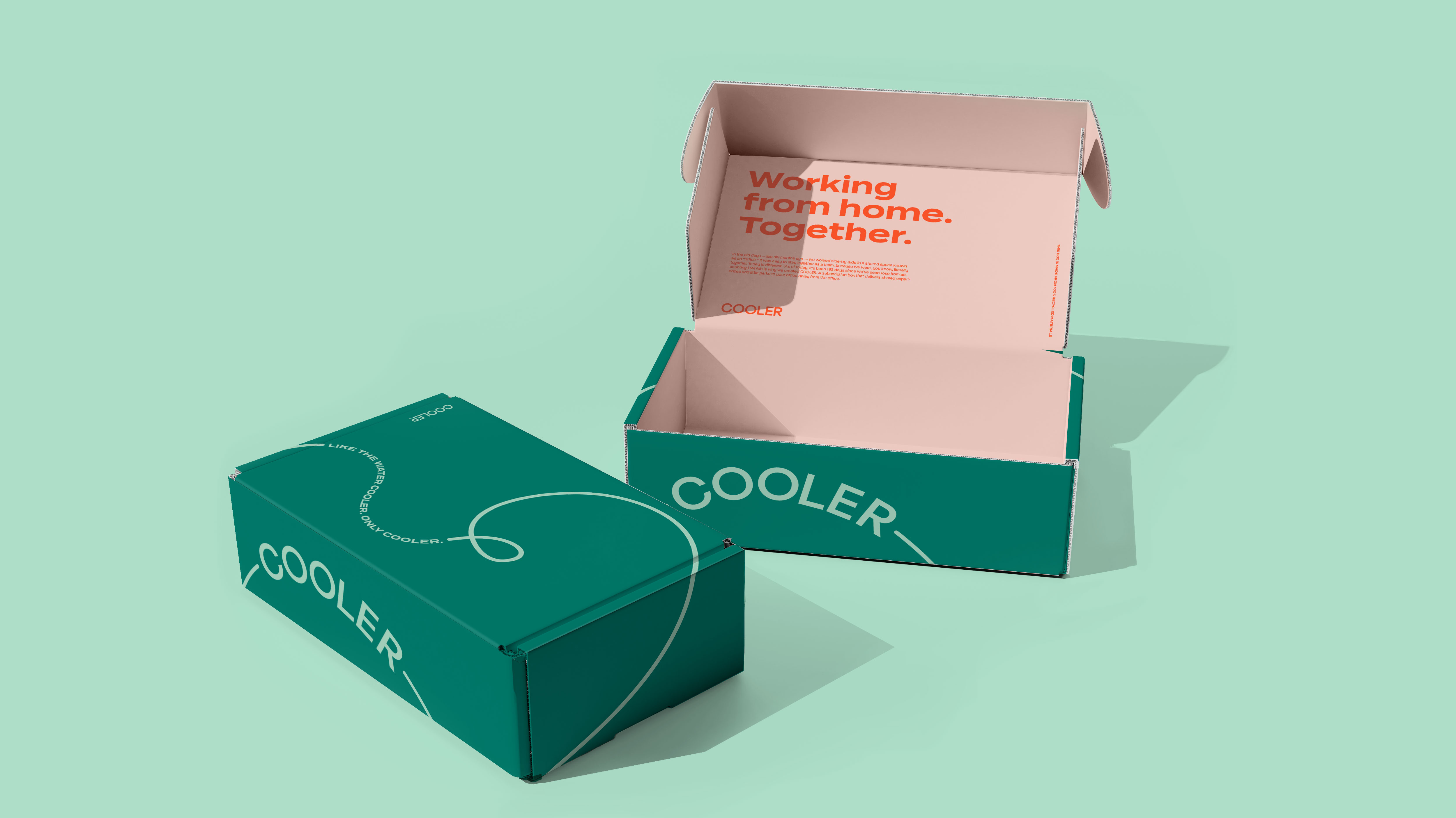 COOLER offre un niveau supérieur d'appréciation des employés à