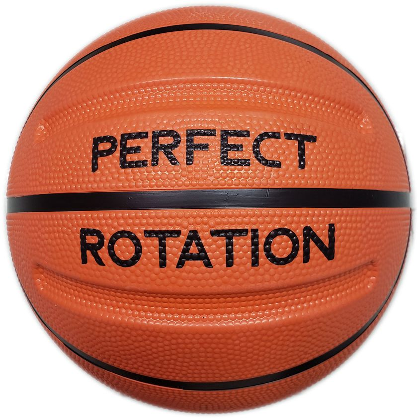New Training Ball Gives Basketball Players the Perfect Rotation