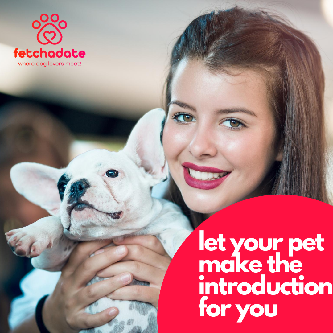 New Dating App for Dog Lovers to Find Love FetchaDate - Where Pet Lovers Meet