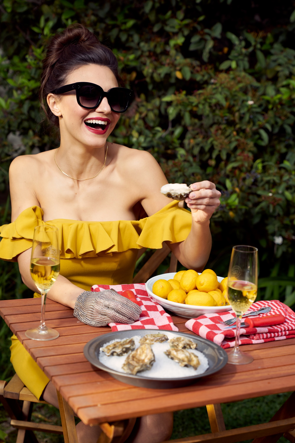 Galantine's Day Oysters & Bubbles by Oysters XO