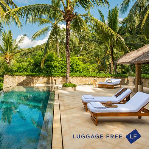 Luggage Free Announces Partnership with Aman Resorts