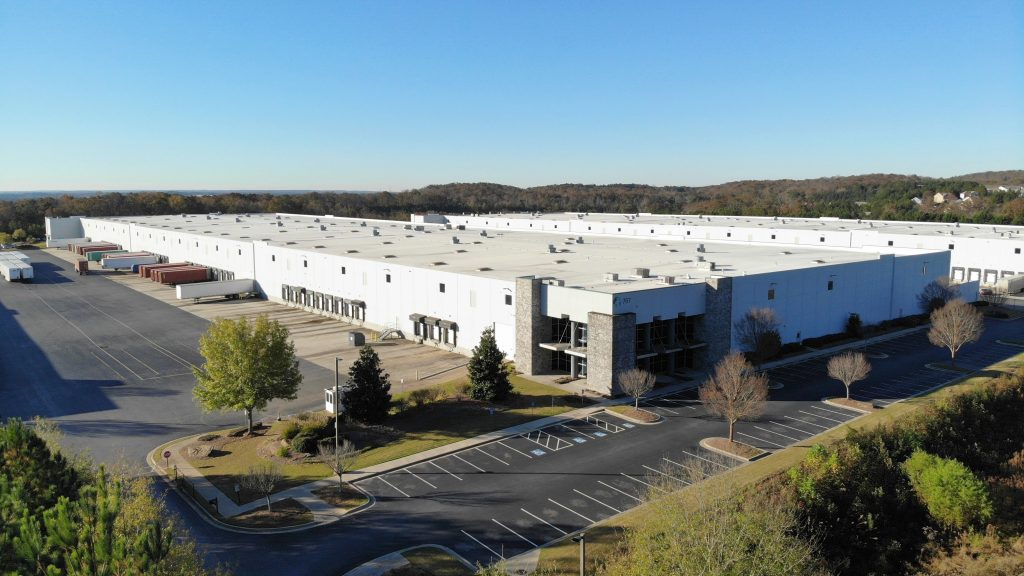 1.2 Million Square Feet Leased in the 4th Quarter for King Industrial's I-20/ Fulton Industrial Office