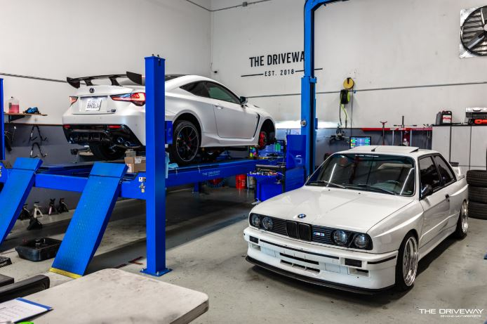 Minority-Owned Performance Auto Repair Shop, The Driveway, in San Jose Launches Streetwear Brand