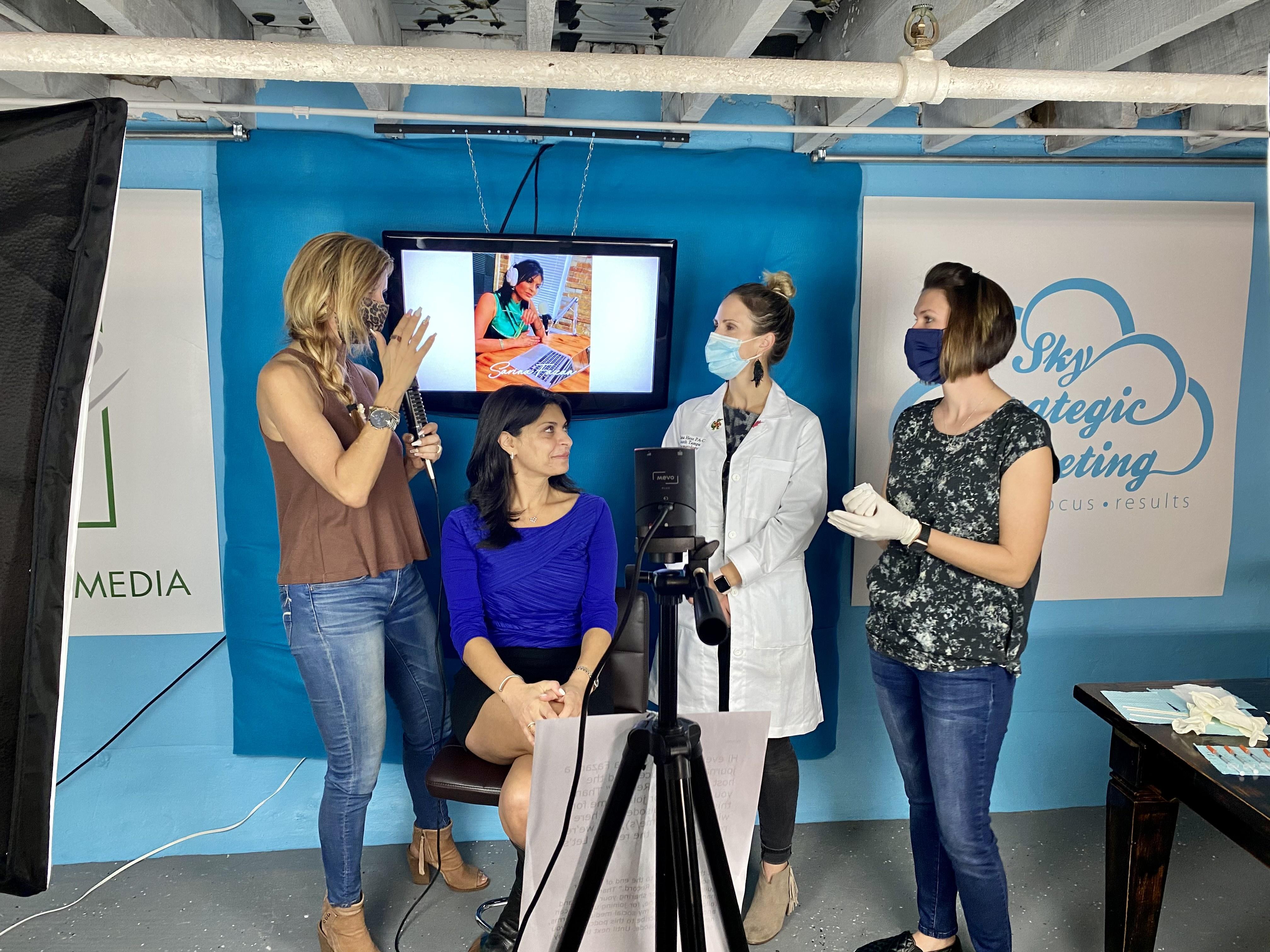 Announcing Sarina Fazan as the New Face of South Tampa Dermatology
