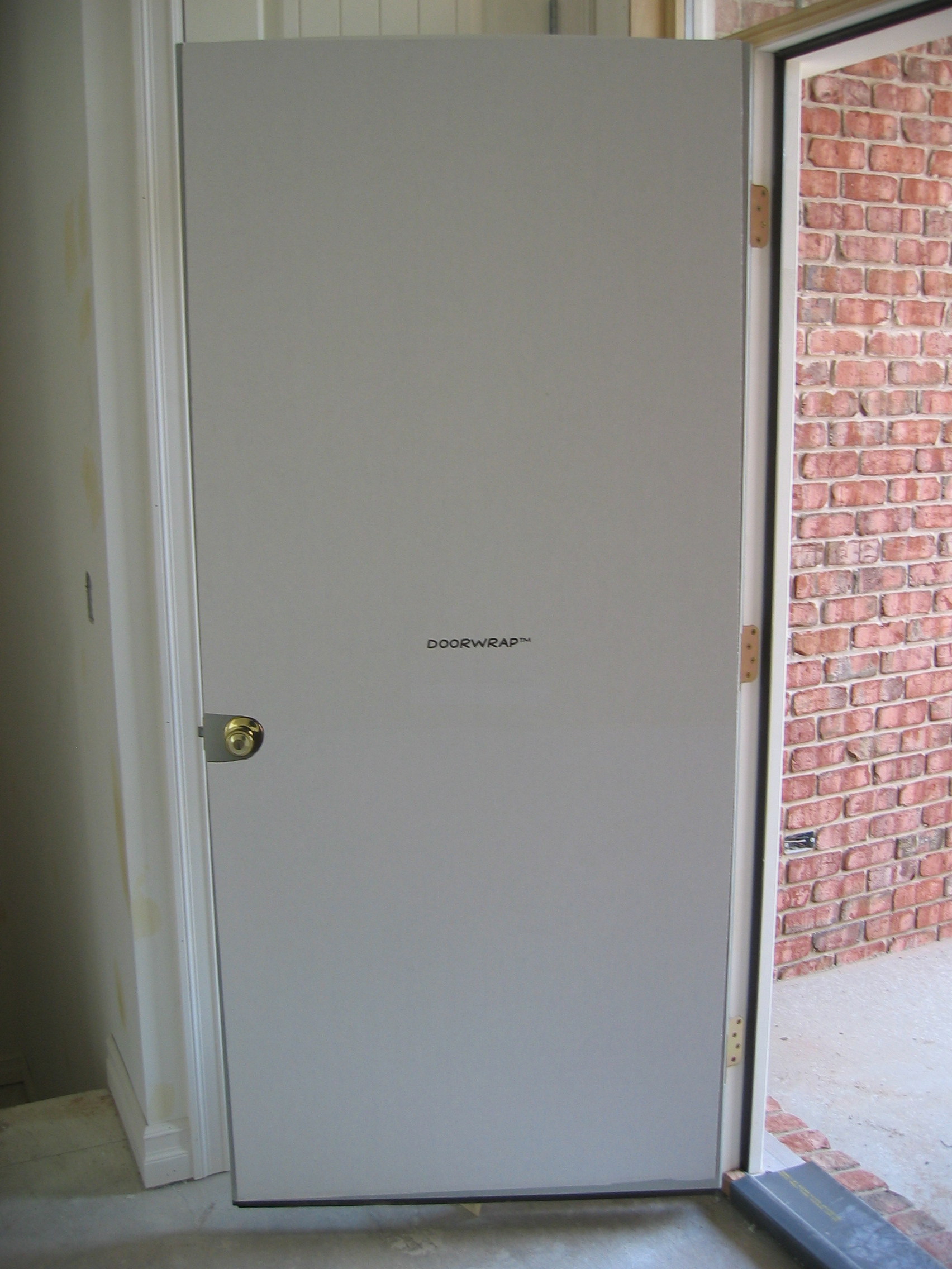 Surface Protection International Reveals Its New DoorWrap Door Protection for Builders