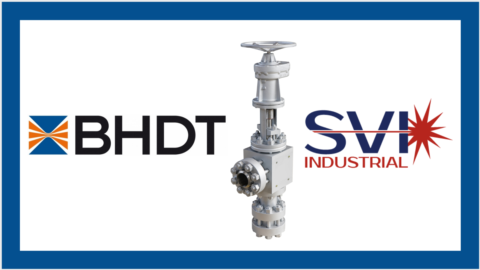 SVI Industrial Provides Faster Support Service for U.S. and Canadian Customers of BHDT