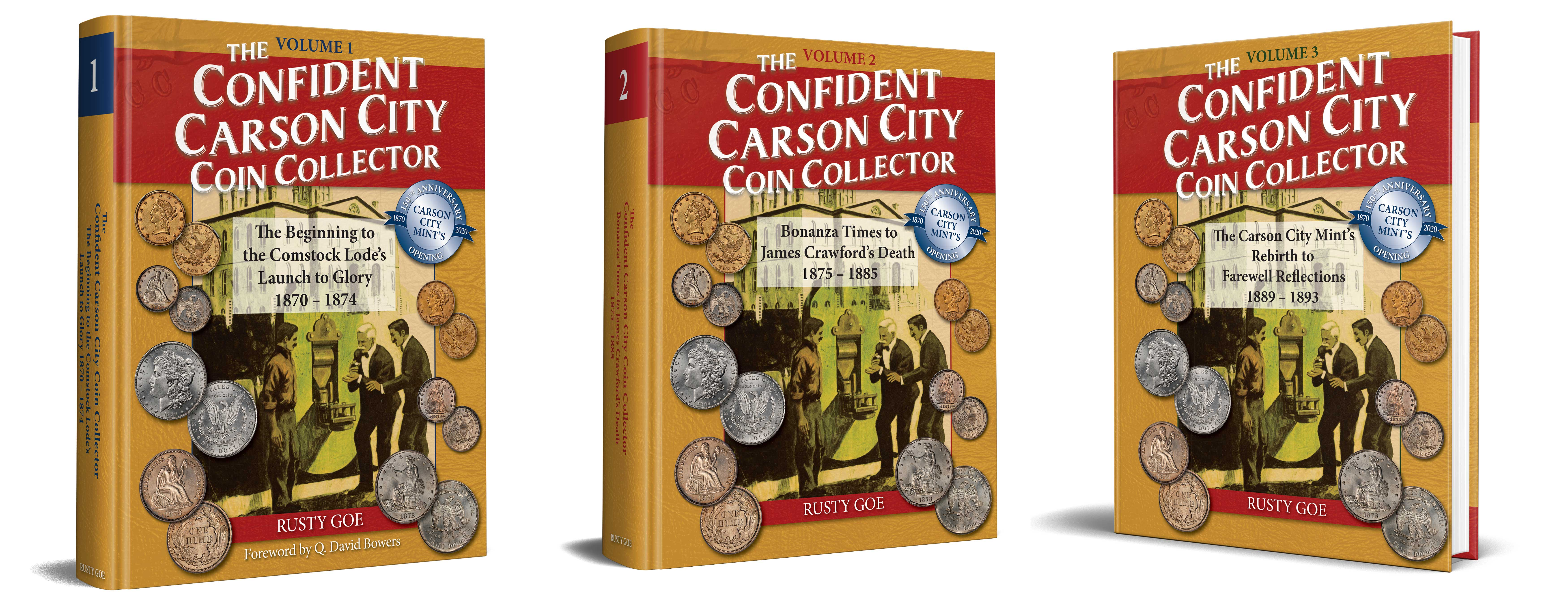 The Confident Carson City Coin Collector – Rusty Goe at Southgate Coins