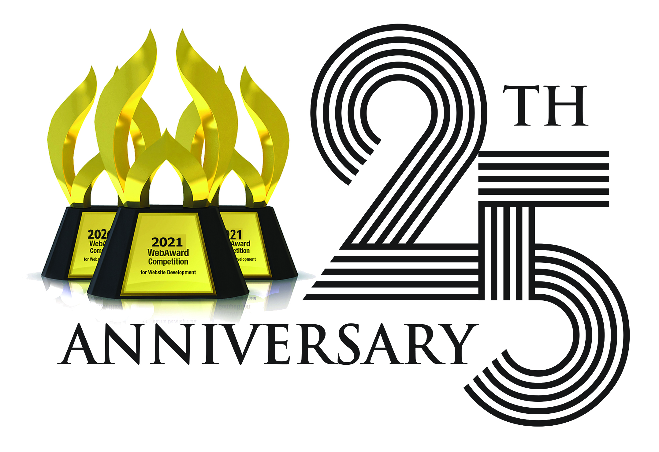 Best Small Business Website to be Named by Web Marketing Association in 25th Annual WebAward Competition