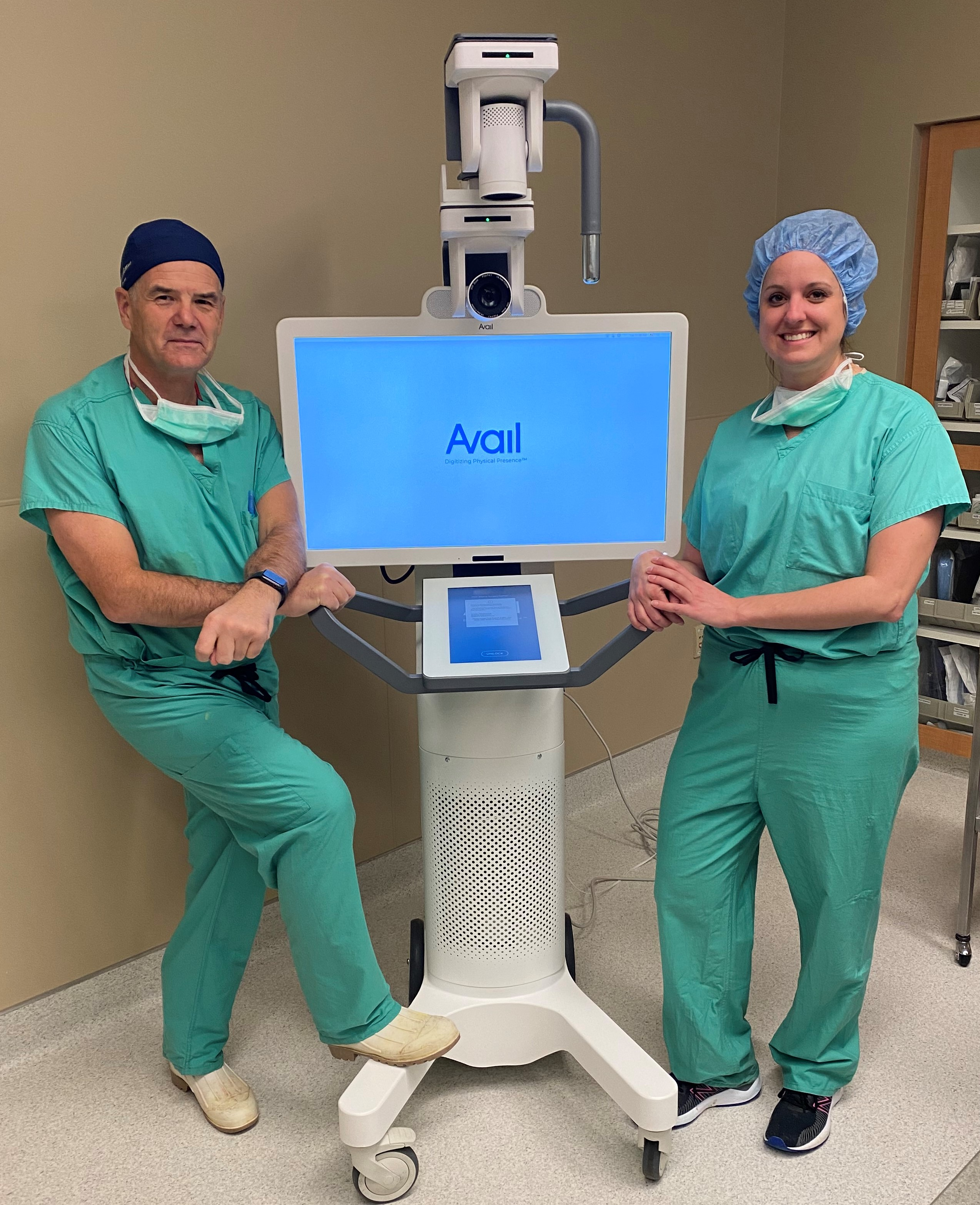 OrthoNeuro Orthopedic Surgeon Dr. Mark Gittins Engages in Partnership to Provide Remote Physician Surgical Training