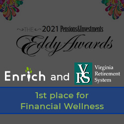 Virginia Retirement System and iGrad Receive Top Award for myVRS Financial Wellness Program Communications Campaign