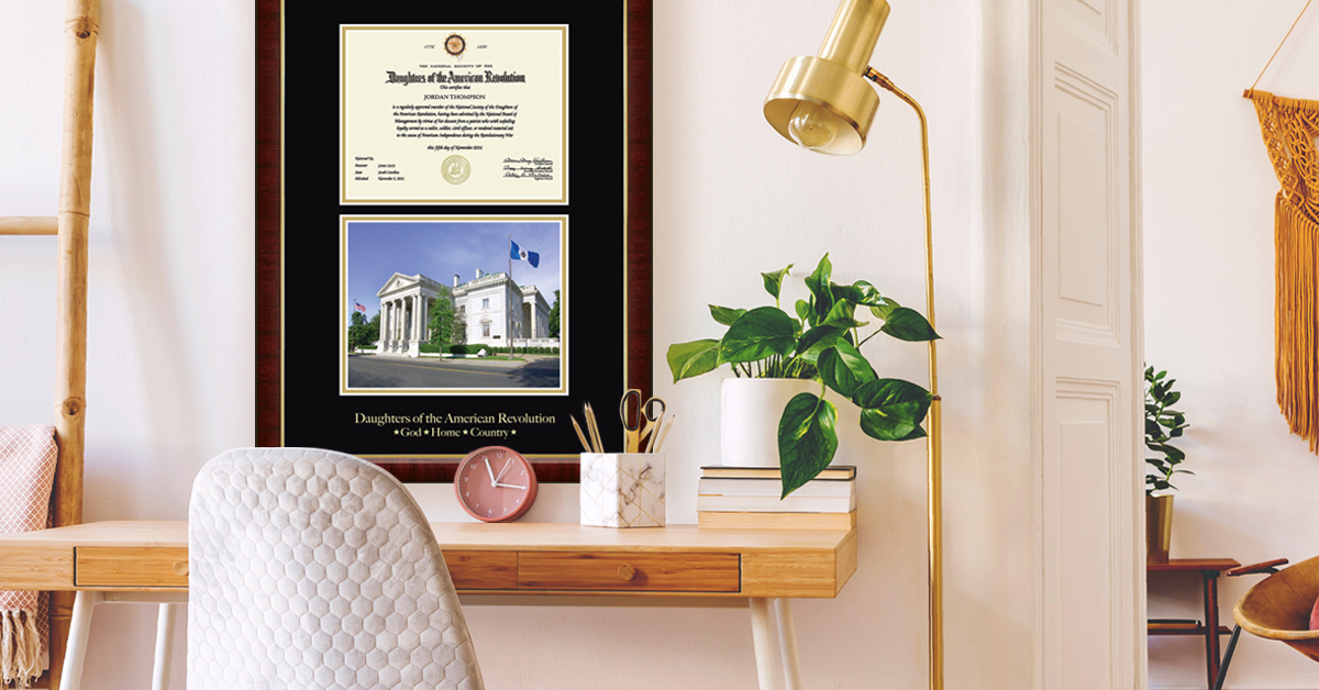 Church Hill Classics® Selected as Official Frame Vendor for Daughters of American Revolution