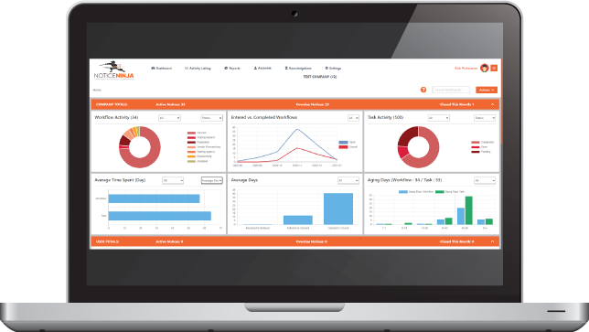 Notice Ninja, Inc. Launches SaaS CRM for Tax Notice Compliance