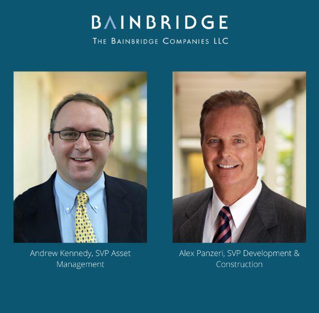 Bainbridge Companies Announces Strategic Hires to Support Corporate Expansion