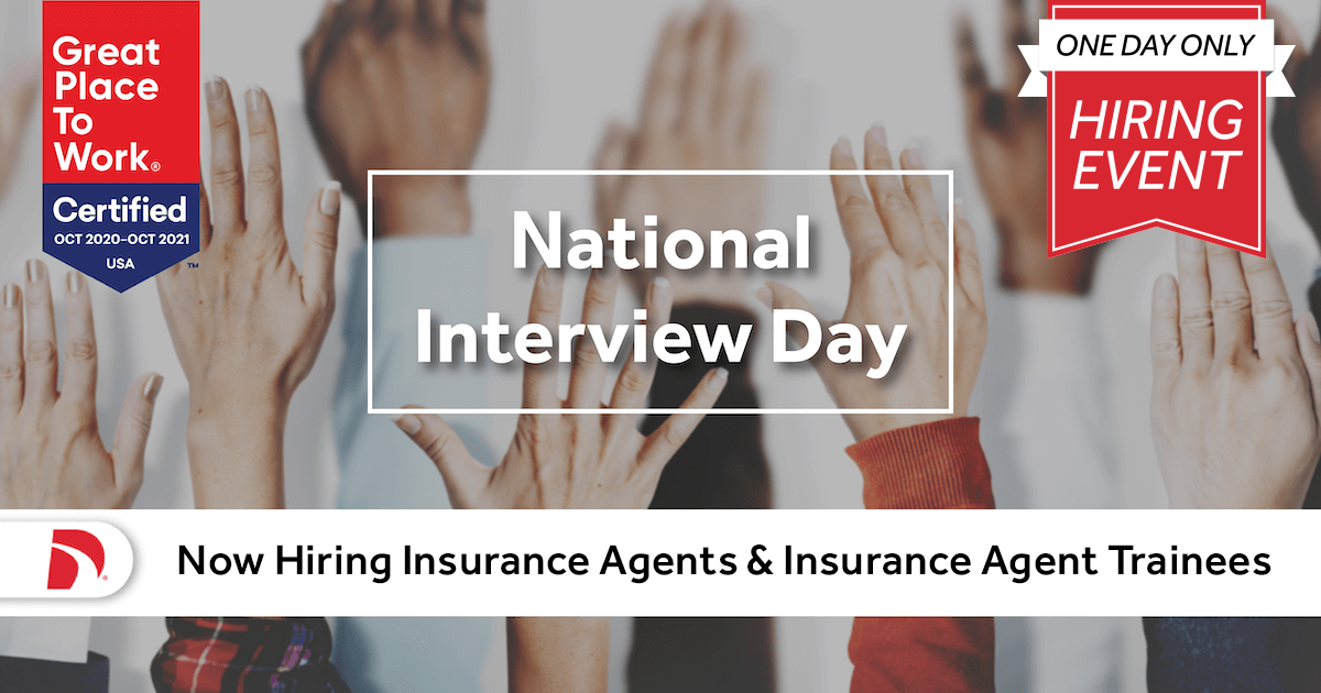 Direct Auto Set to Hire Over 100 Insurance Agents & Trainees for
