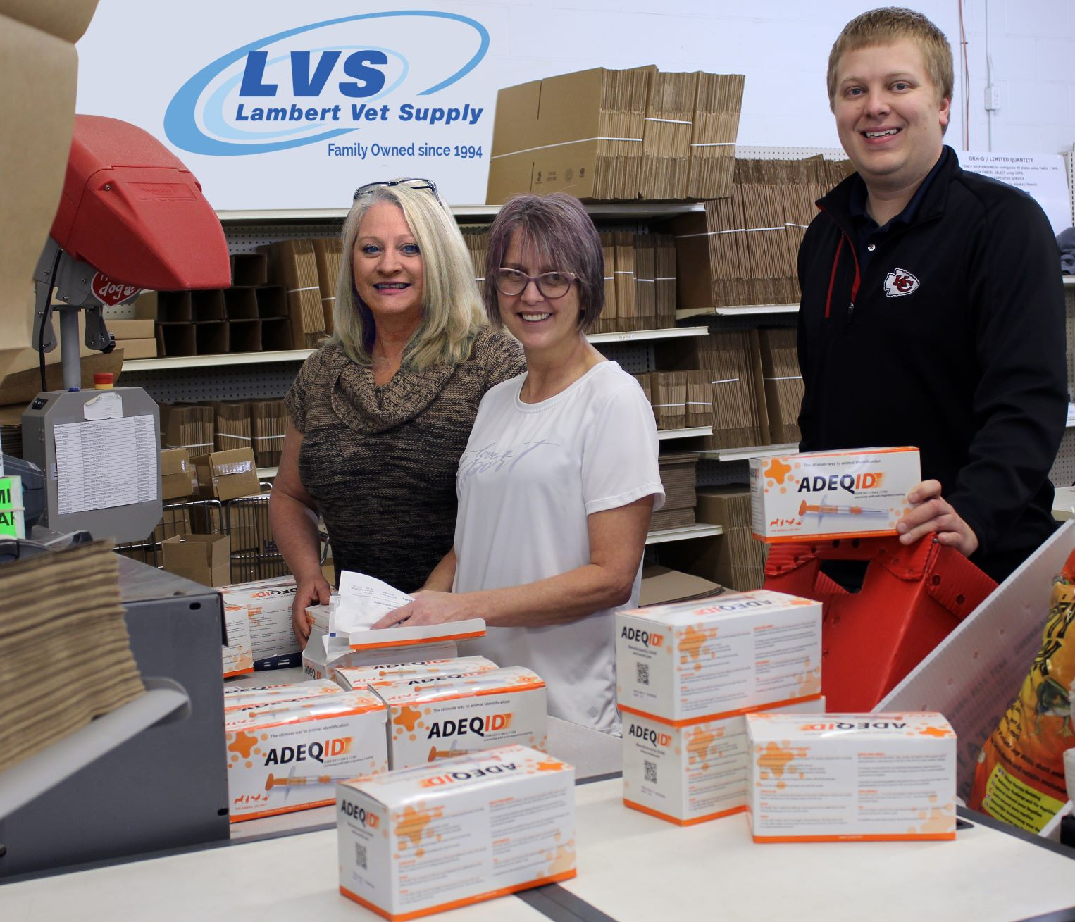 Lambert Vet Supply Donates Microchips to Weather Affected Sea Turtle Rehabilitation