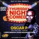 Comedian Oscar P