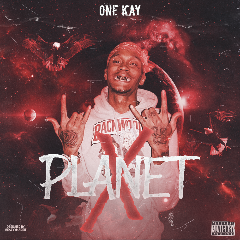 One Kay is Pushing Himself Through the Music Industry Independently with No Label Help
